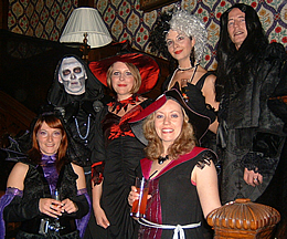 Seattle Murder Mystery Parties